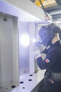 PSM welding
